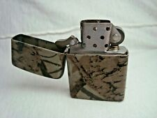 ZIPPO Real Tree Camo lighter 2002 excellent #234