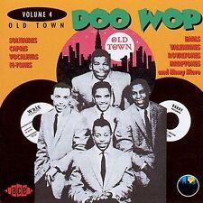 Old Town Doo Wop Vol 4 (CDCHD 570)