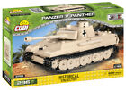 Cobi 2704 - Panzer V Panther Tank 1/48 scale (296pcs) - Building Blocks - WWII