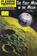 UK Classics Illustrated #41 - First Men in the Moon - June 2012 - New Copy!
