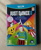 Nintendo Wii U game - Just Dance 2015 - COMPLETE with Instructions - WiiU