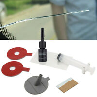 1 Set Car Windshield Windscreen Glass Scratch Chip Crack Car Repair Tools Kit