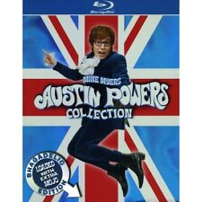 Austin Powers Collection Blu-ray RegB (3 Discs)