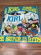 "The Kirl Music Machine Presents 21 Super Hits, Vol 1 12"" 33rpm Take 6 Vinyl"