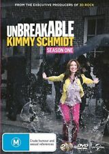 Unbreakable Kimmy Schmidt : Season 1 (DVD, 2016, 2-Disc Set)