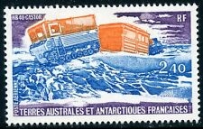 TIMBRE T.A.A.F. / TERRES AUSTRALES NEUF PA N° 62 ** VEHICULE ANTARTIQUE