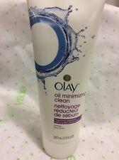 OLAY Oil Minimizing Clean, Foaming Cleanser 7 oz / 207 ml NEW.