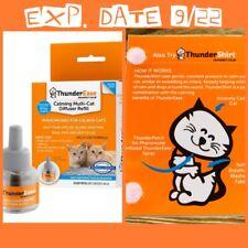 🐾ThunderEase Calming Multi-Cat Diffuser REFILL  Expires 10/2022🐾