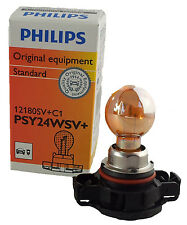 PSY24WS+ PHILIPS SilverVision SilverVision gelbe Chrom Blinker Lampe 1St 12180SV