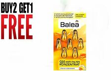 Balea Q10 Anti-Wrinkle Concentrate 7 Capsules BUY2 GET 1 FREE FAST SHIP