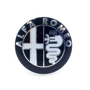 FREGIO STEMMA LOGO ALFA ROMEO 147 156 159 MITO GIULIETTA GT ANTERIORE ADESIVO