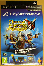 Videogame - Medieval Moves Intrighi Scheletrici + Move Starter Pack - PS3