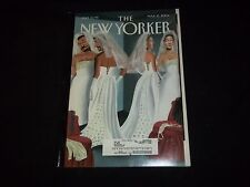 2004 MARCH 15 NEW YORKER MAGAZINE - BEAUTIFUL FRONT COVER - C 3558