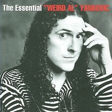 The Essential Weird Al Yankovic by Weird Al Yankovic (CD, 38 Songs, 2 Discs)