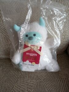 Aroma home Abominable Snowman Hottie - microwavable  lavender scented