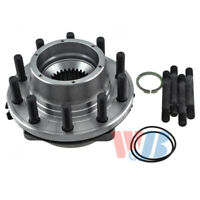 Front Wheel Hub Assembly For 2005-2010 Ford F450 Super Duty 2008 2006 2007 2009
