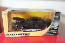 "Jada Toys 98 NISSAN 240SX (S-14) Diecast 8"" Black CAR 1:24 New & Boxed Option D"