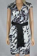 Karen Millen Cotton V Neck Regular Dresses for Women