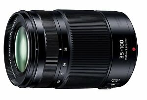 Panasonic Lumix G X VARIO 35-100mm/F2.8 II/POWER O.I.S H-HSA35100 MFT New in Box