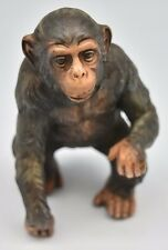 Vintage Mid-Century UCTCI Chimpanzee  Figurine Made in Japan
