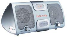 BOYNQ ART 4 SOUND PC SPEAKER Skype VoIP assistente USB 3.0 Windows 10 + AURICOLARE bianco