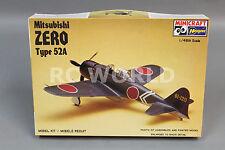 Hasegawa Minicraft 1/48 Avión Modelo Mitsubishi Zero Tipo 52a #A3