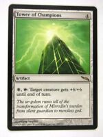 MTG Magic: the Gathering Cards: TOWER OF CHAMPIONS: MRD
