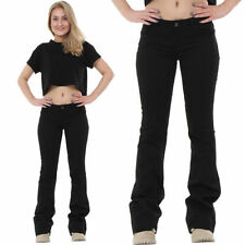 Unbranded Bootcut Low Rise Cotton Jeans for Women