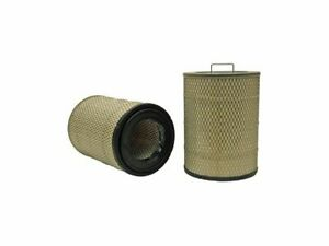 For 2005-2010 Hino 185 Air Filter WIX 25812QK 2006 2007 2008 2009 4.7L 4 Cyl