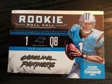 2011 Playoff Contenders Rookie Roll Call #3 Cam Newton