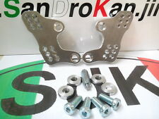 KIT ARRETRATORI PEDANE SILVER SUZUKI SV 1000 All Model