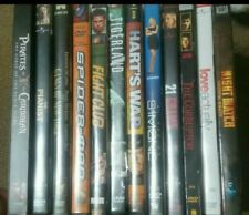 (Lot#11) (12) Dvds : See Photos for Description : See Other Lots I Have as Well
