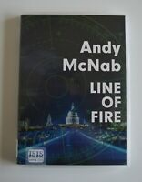 Line of Fire - by Andy McNab - MP3CD Unabridged Audiobook