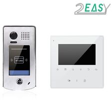 TWO EASY VIDEO INTERCOM WITH TAG READER, INTERCOM FOR GATE AUTOMATION