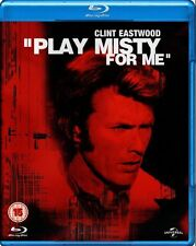 PLAY MISTY FOR ME *Blu-Ray* CLINT EASTWOOD *New & Sealed* UK RELEASE