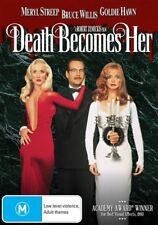 Death Becomes Her (DVD, 2016)