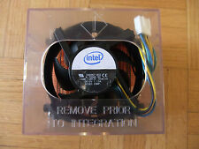 Intel Copper Heatsink and Fan D39267-002 F08E-12B1S1 XEON Quad-Core Cooler