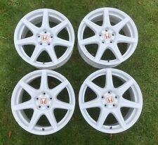 "Refurbished Genuine Honda Civic Type R Championship White Edition 18"" wheels FN2"