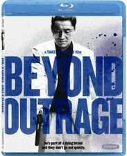 Beyond Outrage 0876964006453 With Takeshi Kitano Blu-ray Region a