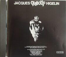 "JACQUES HIGELIN - CD ""CRABOUIF"""