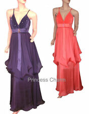 Polyester Long Formal Dresses for Women