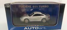 AUTOart 20312 Porsche 911 Turbo 996 Silver