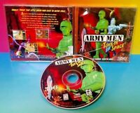 Army Men Toys in Space PC Game Rare Tested, works great