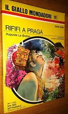 GIALLO MONDADORI # 1121-AUGUSTE LE BRETON-RIFIFI A PRAGA-1970