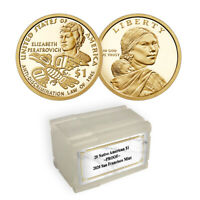 2020-S Proof Native American $1 Coin Roll