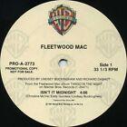 FLEETWOOD MAC Isn't It Midnight (1987 U.S. Double Side A Promo 12inch)