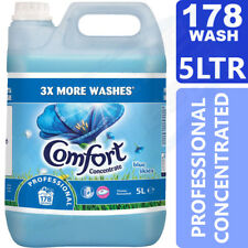 Comfort Blue Skies Fabric Conditioner / Softener 5 litre 178 Washes,