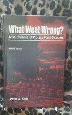 What Went Wrong? Case Histories of Process Plant Disasters 2nd Ed. Trevor Kletz
