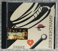 SUPERTRAMP CD SHARE AYY-038CD LIVE IN LONDON 1975 & 1977 FOLK ROCK POP