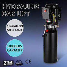 220V CAR LIFT HYDRAULIC POWER UNIT AUTO LIFTS TRAILER HYDRAULIC PUMP AUTOMOTIVE